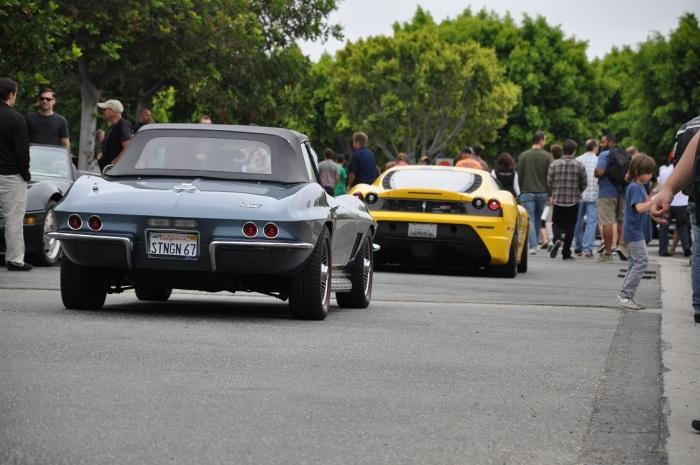 67 Corvette and 430 Scuderia
