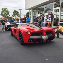 The La Ferrari